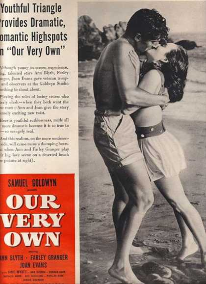 Our Very Own (Ann Blyth, Farley Granger) (1950)