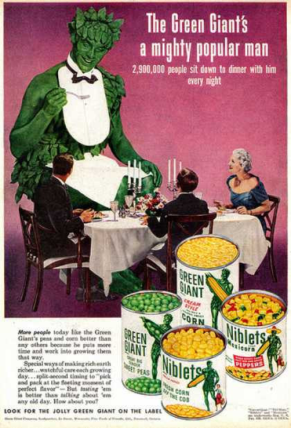 Green Giant (1953)