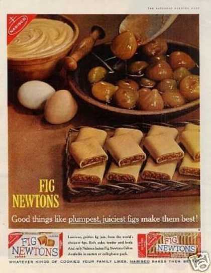 Nabisco Fig Newtons (1960)