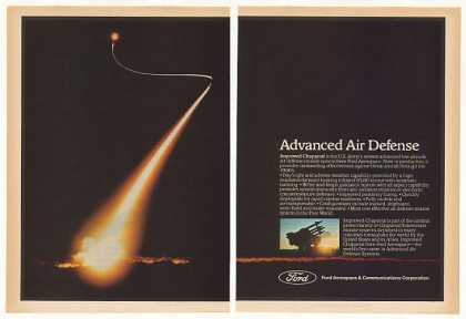 Ford Aerospace Improved Chaparral Missile (1983)
