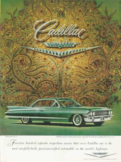 Cadillac the Coupe De Ville (1961)