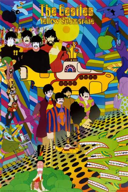 The Beatles- Yellow Submarine (1968)