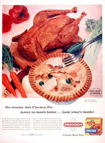 Swanson Meat Pies (1957)