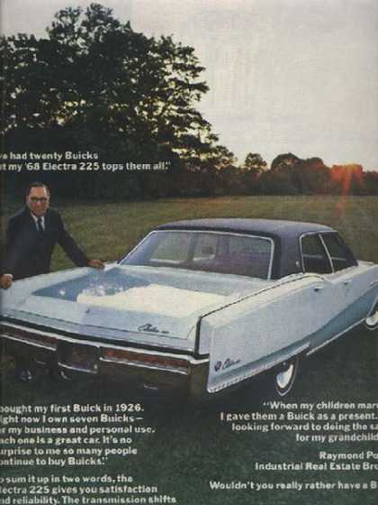 General Motor's Buick Electra (1967)