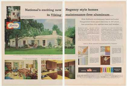 National Homes French Regency Home (1959)