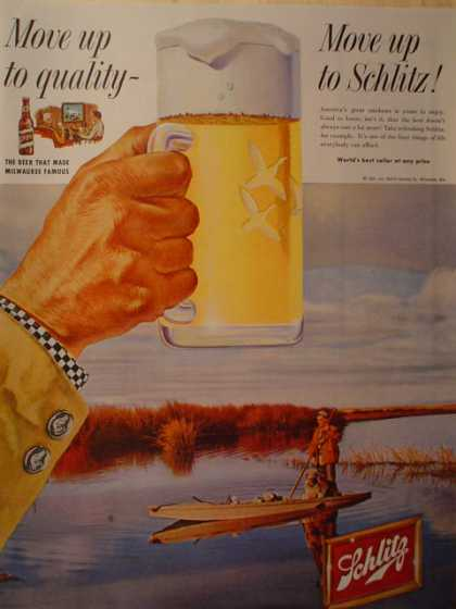 Schlitz Beer Hunting theme (1958)