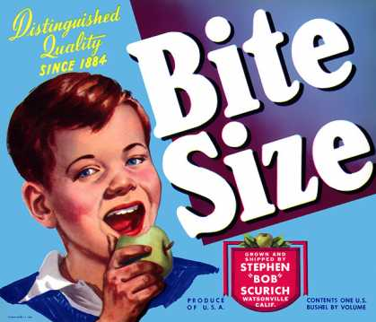 Bite Size Apples, c. s (1940)