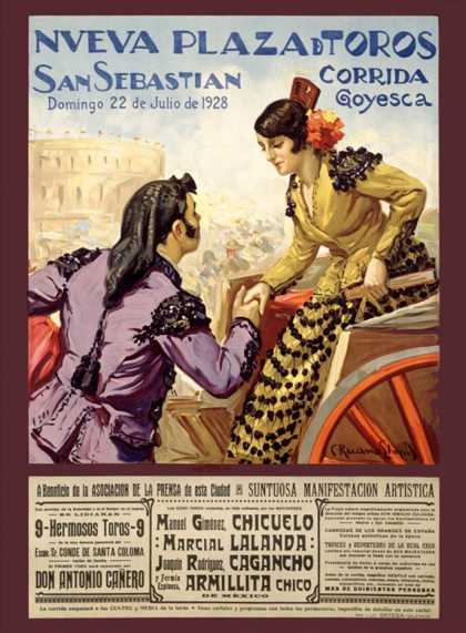 Spanish Bullfight (1928)