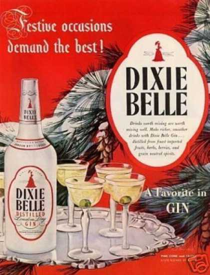 Dixie Bell Gin (1947)