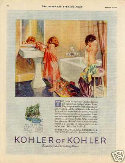 Kohler of Kohler Color (1925)
