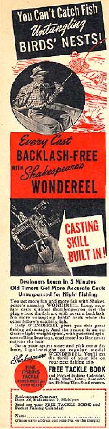 Shakespeare's Wondereel (1948)