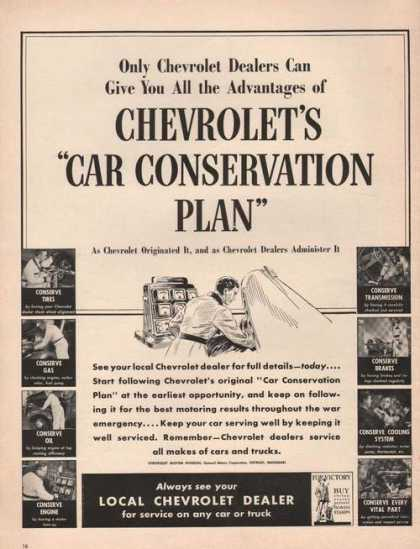 Chevrolet Car Conservati (1942)
