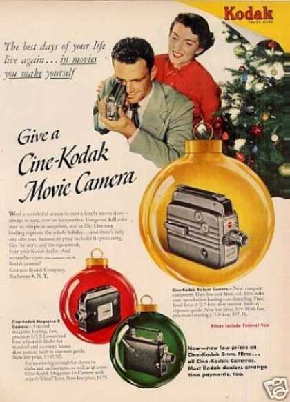 Eastman Kodak Movie Camera (1949)