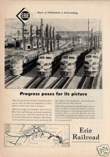 Erie Railroad (1953)