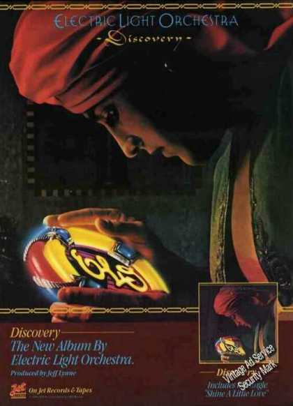 "Electric Light Orchestra ""Discovery"" Music (1979)"