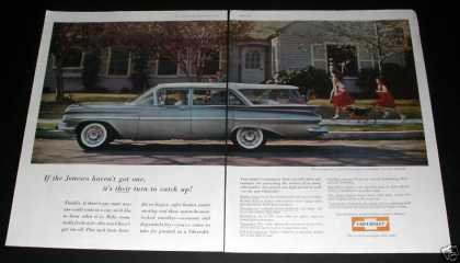 Chevrolet Impalla, Station Wagon (1959)