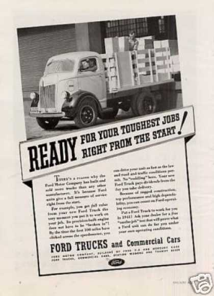Ford Truck (1940)
