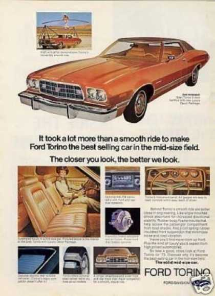 Ford Torino 2-door Car (1973)