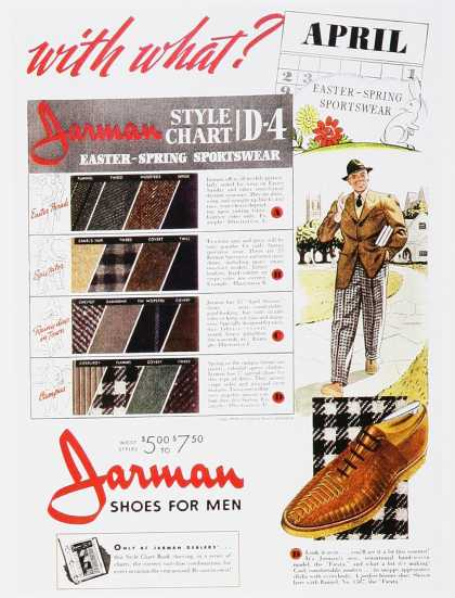 Jarman Shoes for Men
