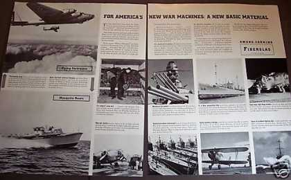 War Machines Photos Mosquito Boat Planes (1941)
