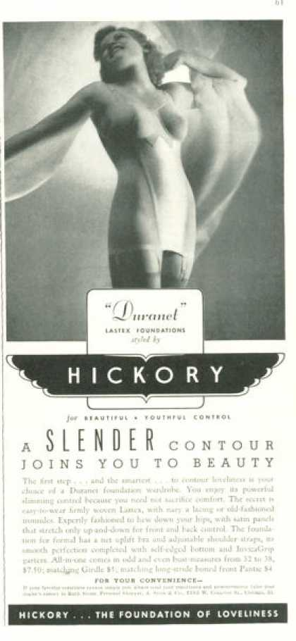 Hickory Duranet Foundation (1938)