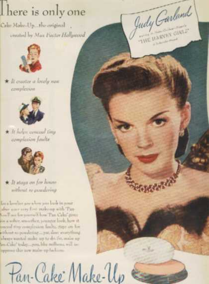 Max Factor Hollywood – Judy Garland