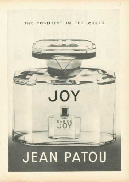 Vintage Perfume Ads Of The 1960s Page 8