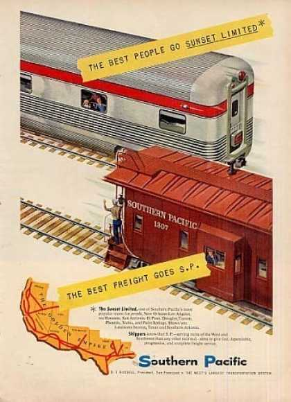 Southern Pacific Railroad (1955)