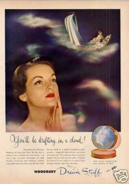 Woodbury Dream Stuff Makeup (1950)