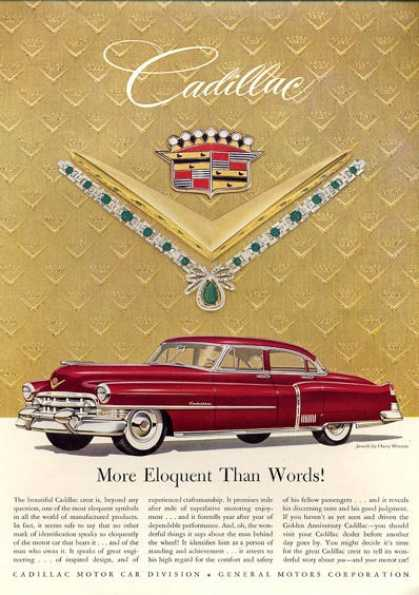 Cadillac Winston Harry Emerald Necklace (1953)