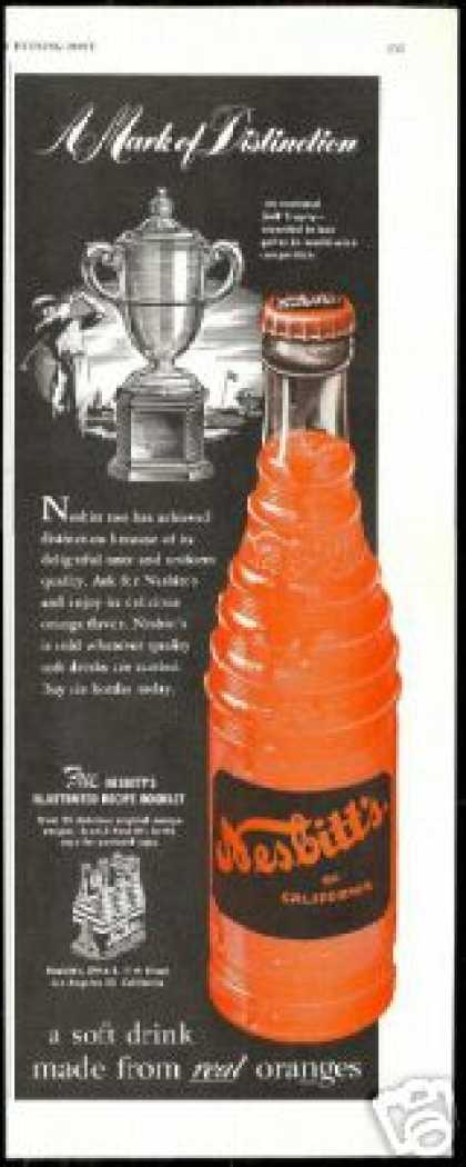 Nesbitt's Orange Soda Golf Trophy (1951)