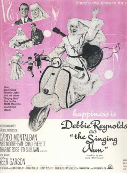 The Singing Nun (Debbie Reynolds) (1966)