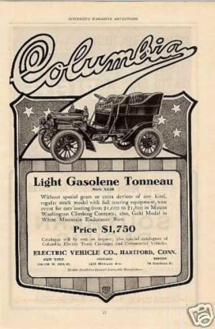 Columbia Car (1904)