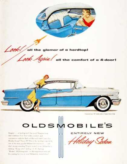 Oldsmobile 88 Holiday Sedan (1955)