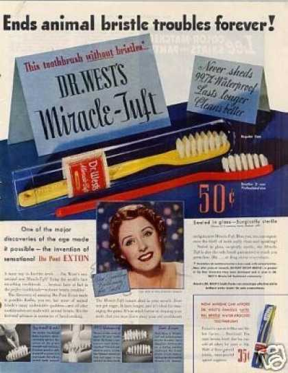 Dr. West's Tooth Brush (1939)