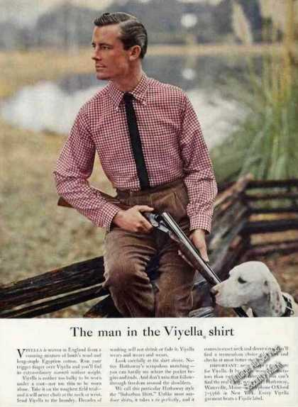 The Man In Viyella Shirt/shotgun/d (1956)