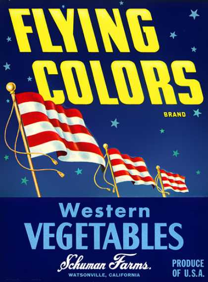 Flying Colors, c. s (1930)