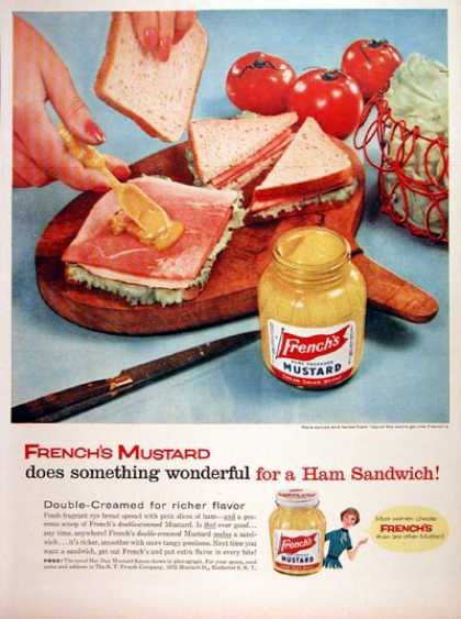 French's Mustard #2 (1956)