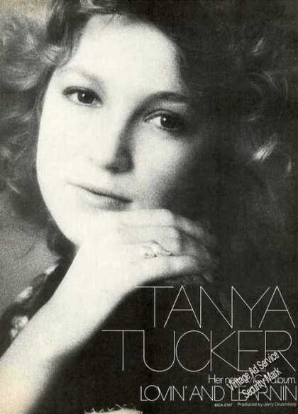 Tanya Tucker Photo Country Music (1976)