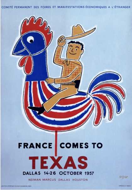 France comes to Texas (1957)