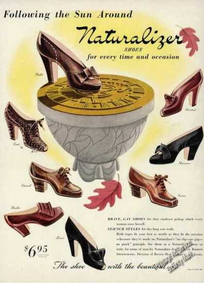 Naturalizer Womens Shoe Styles Rare Color (1942)