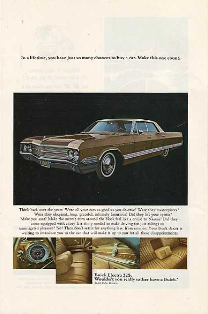 General Motor's Buick Electra (1965)