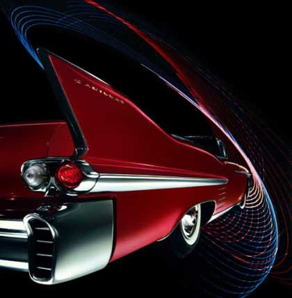 Cadillac Series Sixty-Two convertible (1958)