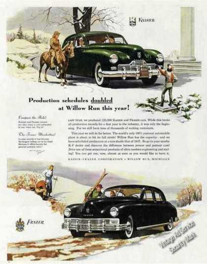 Kaiser & Frazer Collectible Car (1948)