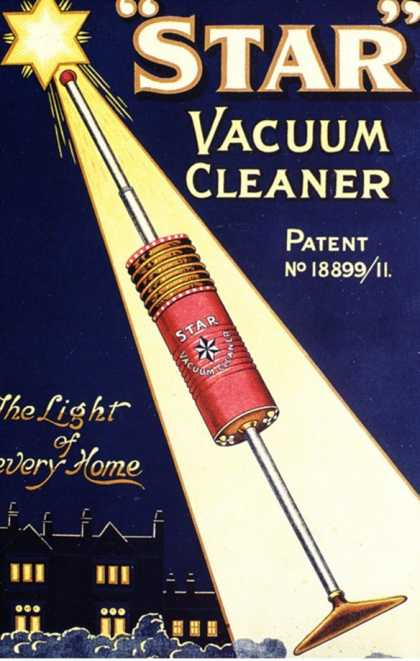 Vacuum Cleaners Hoovers Vacuum Cleaners Star Appliances, UK (1920)