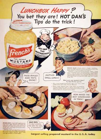 French's Mustard (1944)