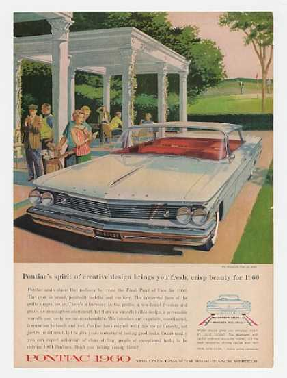 '59 1960 Pontiac Bonneville Vista Fresh Crisp Beauty (1959)