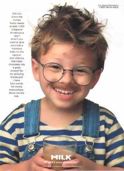 Jonathan Lipnicki &#8211; GOT MILK? (1997)