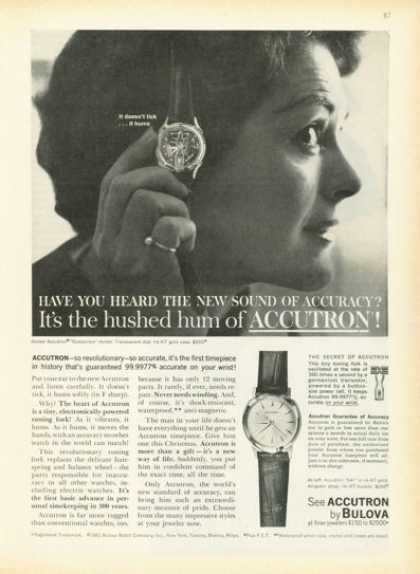 Bulova Accutron Watch (1961)