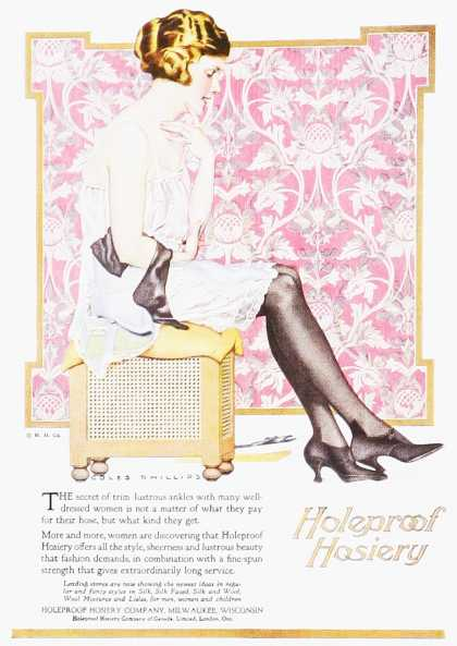 Holeproof Hosiery
